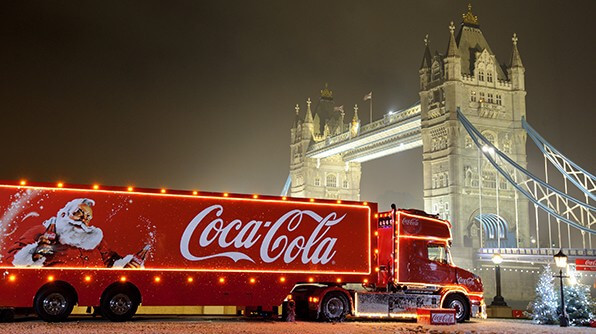 Coca-Cola drinks to the future of the Internet of Things