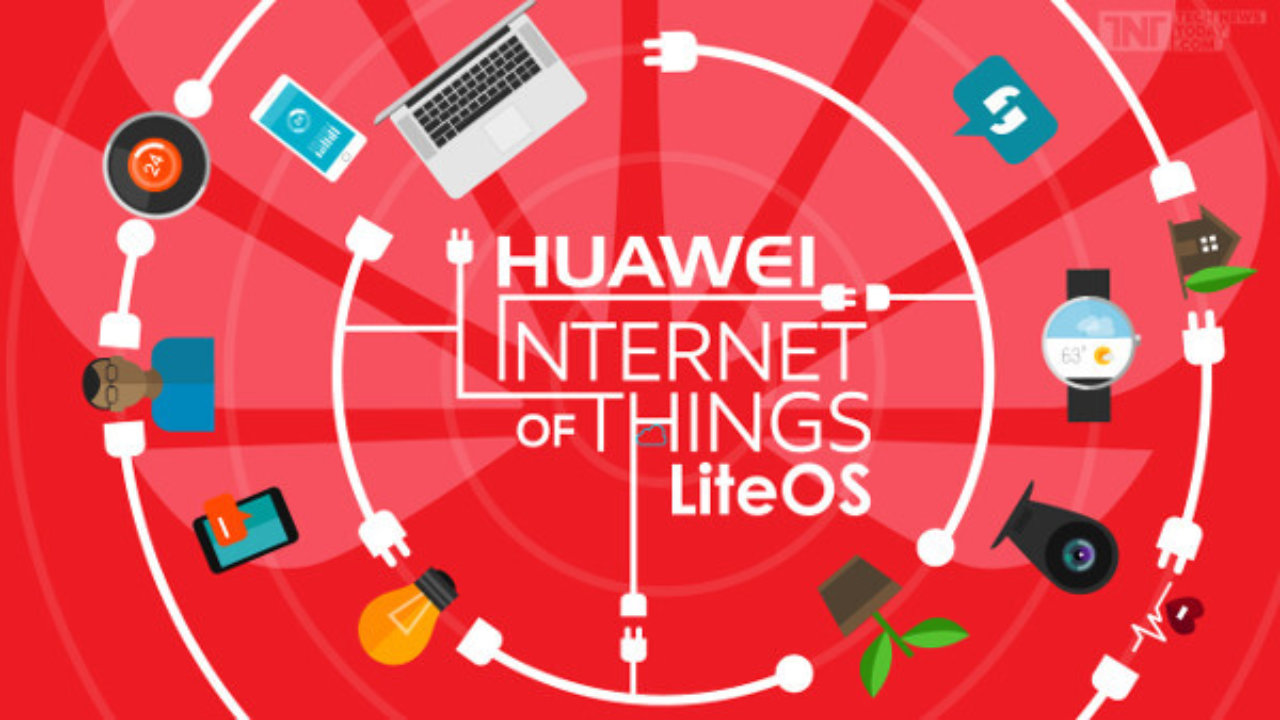 Huawei - opensource platform for IoT smart home devices