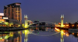 Manchester wins £10 million in IoT funding for smart city project