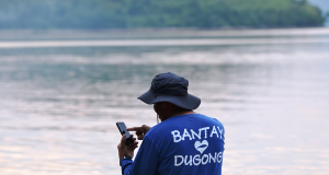 IoT and Android app helps Filipino fisherman save mammals