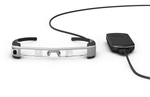 Epson targets healthcare with smart AR glasses