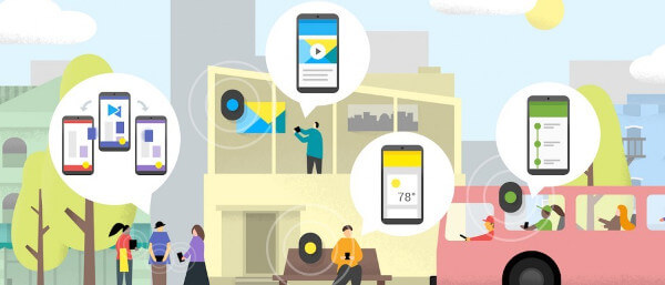 Beacons reach out with Chrome for Android support