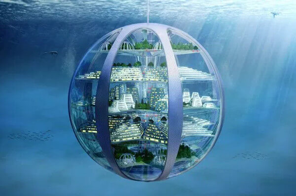 The Internet of Things could help us live underwater