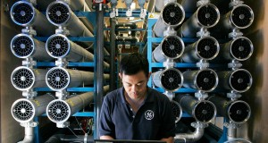 GE and American Water announce IIoT initiative