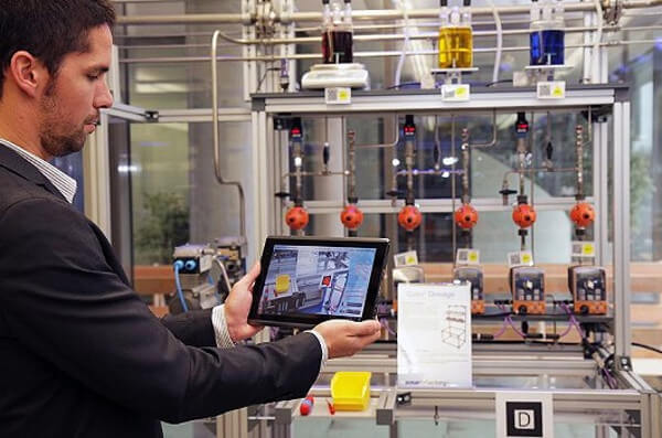 German production plants were using IoT – back in 2005