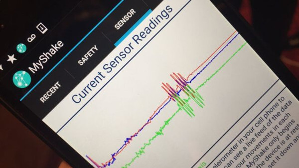 MyShake app harnesses IoT for earthquake warnings