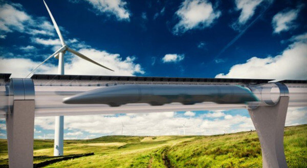 Could Tesla's Hyperloop derail the driverless car?