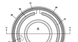 Samsung patents smart AR contact lens