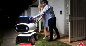 Your next Domino's pizza could be delivered by robots