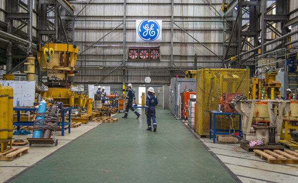 CCO GE Digital Europe: Will investing in IIoT pay off? It always does