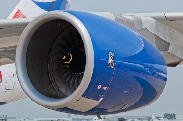Rolls Royce and Microsoft team up to put IoT into the air