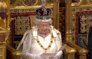 Queen's Speech: UK targets digital economy, driverless cars
