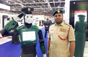 Dubai police planning AI and Robot projects