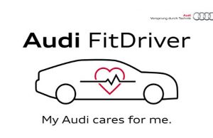 Audi turns to wearable tech to improve driver health