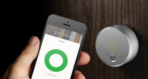 Smart home security could be targeted by hackers