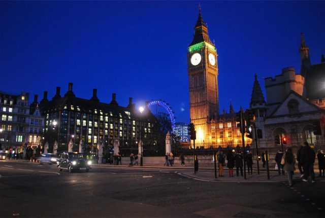 politicians in Westminster be replaced by robots