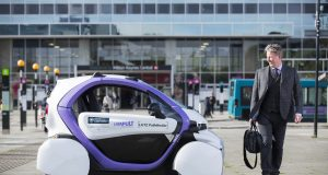 Oxbotica & TSC complete UK's first driverless car trial