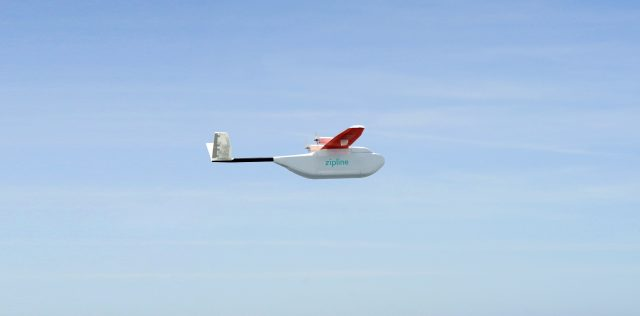 Drones deliver medical supplies faster than humans in Rwanda, saves lives