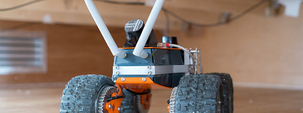 Meet the robot that wants to invade your house