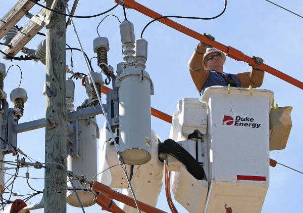 IoT-powered Duke Energy reduces customer downtime with smart grids