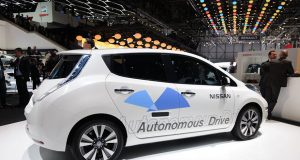 IIoT in motion: Nissan's autonomous vehicles drive efficiency at UK factory