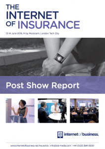IoInsurance report front page