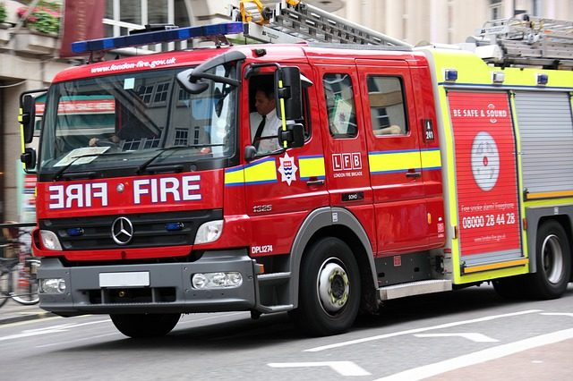 UK fire engines become smarter with IoT connectivity
