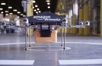 Retailers prepare for dogfight as Amazon completes first drone delivery