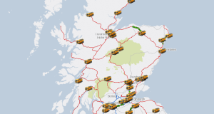 Transport Scotland turns to IoT to keep roads clear this winter