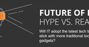 Spiceworks Future of IT report