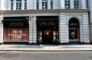 Thomas Pink is looking to digitise its New York store using IoT