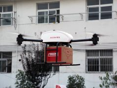 Chinese online retailer JD.com to expand drone delivery routes in 2017