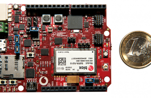 How will Vodafone's NB-IoT network affect device manufacturers?