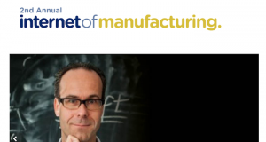 What to expect from IoB's Internet of Manufacturing #iotman