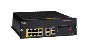 Cisco debuts network switch for IoT devices to make buildings smarter