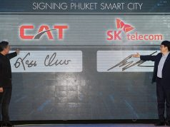 SK Telecom has signed a deal with Thailand's state-owned telecoms service provider CAT Telecom, to deploy IoT networks in the country.