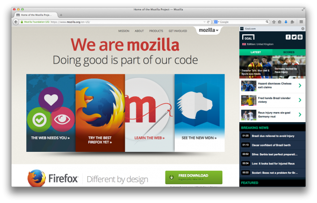Mozilla ditches Connected Devices IoT project, lays off fifty staff