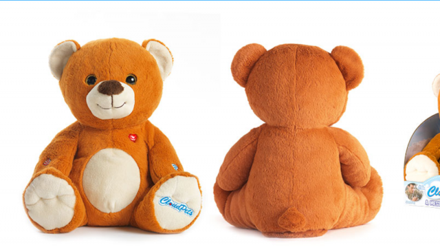 IoT teddy bears leak more than 2 million recordings between parents and kids