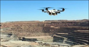 drones to tackle illegal mining in india