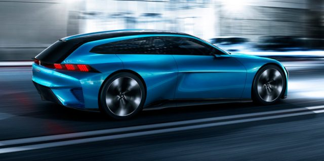 MWC 2017: The car in front is autonomous - or soon will be