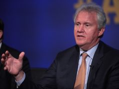 GE boss Immelt takes stand against Trump climate change moves