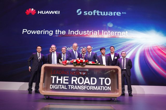 Huawei and Software AG partner on IoT solutions