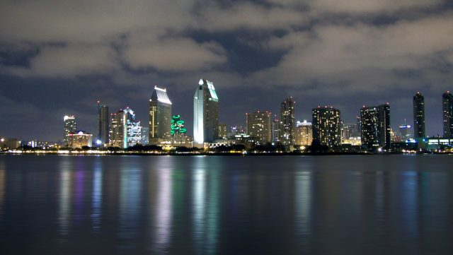 San Diego to get $30 million smart city network