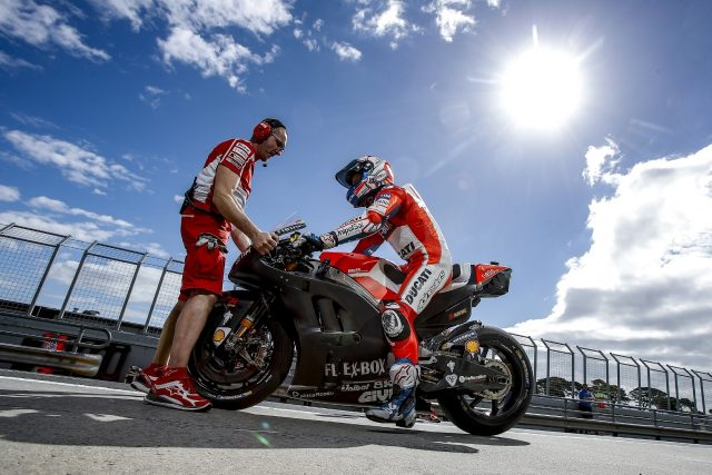 Ducati Corse Races Turns To Iot In A Bid To Improve Testing Processes