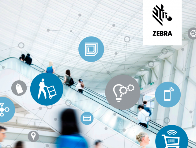 Zebra study shows positive iot investment trends in retail