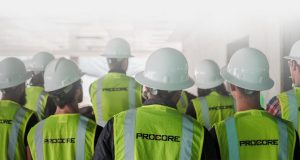 Clicks for bricks, Procore cements construction management software