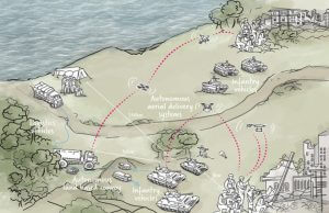 MoD looking at delivery drones to resupply front-line troops