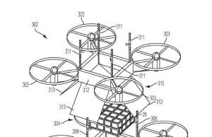IBM patents drone for aerial pass the parcel