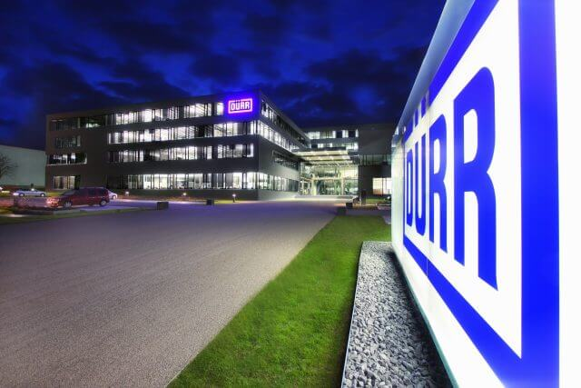 Dürr AG & Software AG, an industrielle IoT-partnerschaft