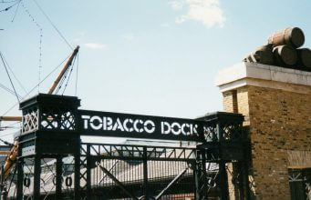 Tobacco Dock - Cisco IoT World Forum.